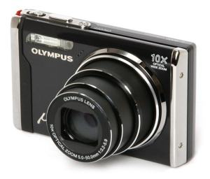 Olympus STYLUS-9000 Manual - camera front face