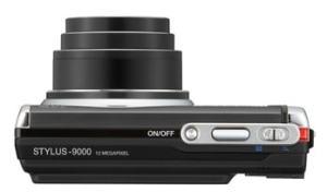 Olympus STYLUS-9000 Manual-camera side