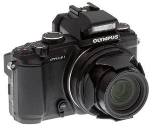 Olympus Stylus 1 Manual User Guide and Camera Specification
