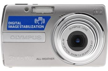 Olympus Stylus 1000 Manual user Guide and Product Specification