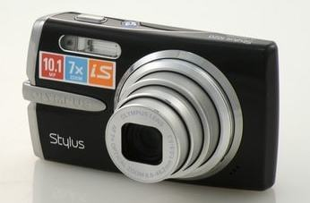 Olympus Stylus 1020 Manual - front face