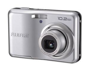 Fujifilm A170 Manual - camera front face