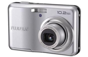 Fujifilm A170 Manual - camera front face