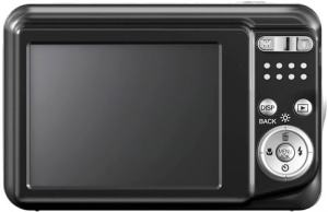 Fujifilm FinePix AV105 Manual - camera rear side