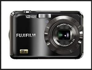 Fujifilm FinePix AX205 Manual - camera front face