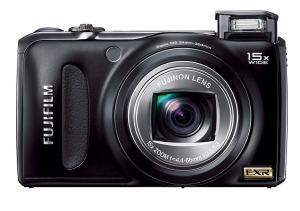 Fujifilm FinePix F305EXR Manual - camera front face