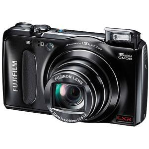 Fujifilm FinePix F500EXR Manual - camera front side