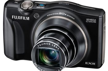 Fujifilm FinePix F770EXR Manual for Fuji's Compact Camera with 40x Boosted Zoom