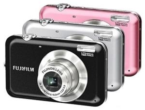 Fujifilm FinePix JV100 Manual - camera variant