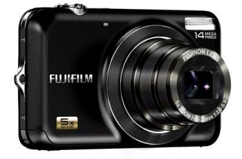 Fujifilm FinePix JV150 Manual - camera side