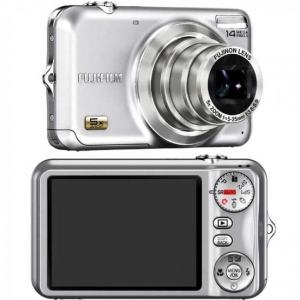 Fujifilm FinePix JX250 Manual - camera front and back side