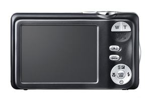 Fujifilm FinePix JX420 Manual- camera rear side