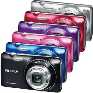 Fujifilm FinePix JZ100 Manual - camera variants