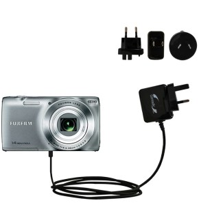 Fujifilm FinePix JZ260 Manual - camera set