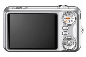 Fujifilm FinePix JZ300 Manual - camera back side
