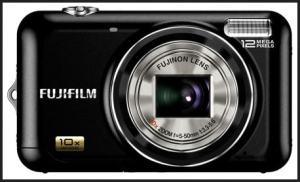 Fujifilm FinePix JZ300 Manual - camera front face