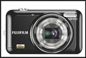 Fujifilm FinePix JZ305 Manual - camera front face