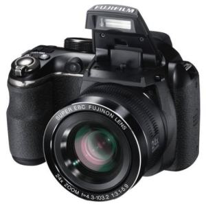 Fujifilm FinePix S4250 Manual - camera front side