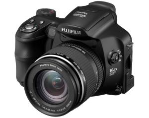 Fujifilm FinePix S6600 Manual - camera front face