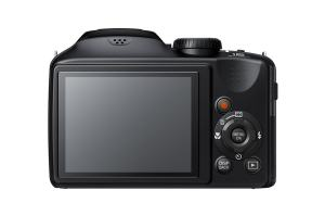 Fujifilm FinePix S6800 Manual - camera back side