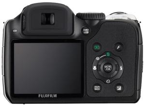 Fujifilm FinePix S8000FD Manual - camera back side