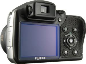 Fujifilm FinePix S8100FD Manual - camera back side