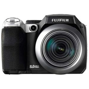 Fujifilm FinePix S8100FD Manual - camera front face
