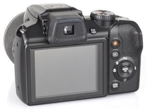 Fujifilm FinePix S8200 Manual - camera back side