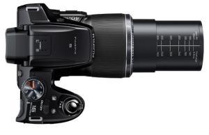 Fujifilm FinePix S8200 Manual - camera top side