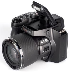 Fujifilm FinePix S8400 Manual - camera side