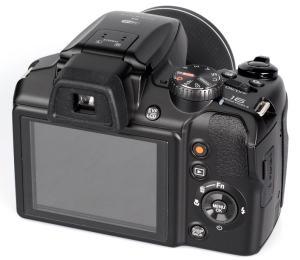 Fujifilm FinePix S8400W Manual - camera back side