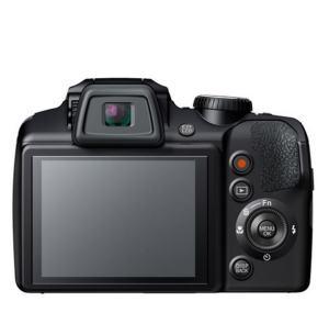 Fujifilm FinePix S8500 Manual - camera back side
