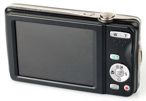 Fujifilm FinePix T400 Manual - rear side
