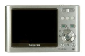 Fujifilm FinePix Z3 Manual - camera rear side