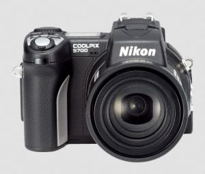 Nikon CoolPix 5700 Manual User Guide and Product Specification