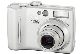 Nikon CoolPix 5900 Manual User Guide and Product Specification