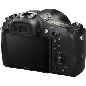 Sony DSC-RX10M2 Manual - camera back side