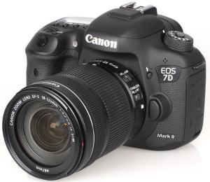 Canon EOS 7D Mark II Manual - camera front face