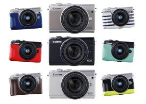 Canon EOS M100 Specs; Camera Variants