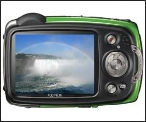FujiFilm FinePix XP11 Manual - camera rear side