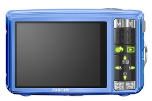 FujiFilm FinePix Z81 Manual - camera rear side
