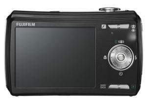 Fujifilm FinePix F100FD manual - camera back side
