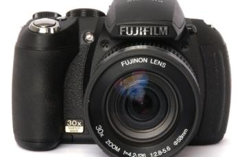 Fujifilm FinePix HS10 Manual User Guide and Product Specification