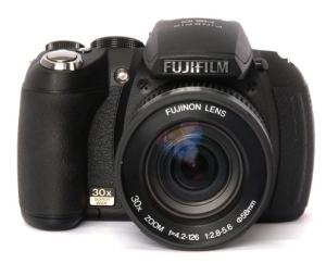 Fujifilm FinePix HS11 Manual - front side