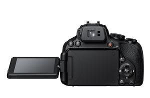 Fujifilm FinePix HS50EXR Manual - camera rear side