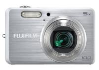 Fujifilm FinePix J100 Manual - camera front face
