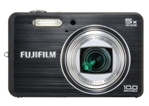 Fujifilm FinePix J110W Manual User Guide and Product Specification
