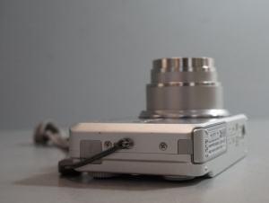 Fujifilm FinePix J110W Manual - camera side