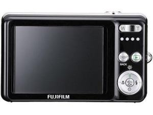 Fujifilm FinePix J26 Manual - camera back side