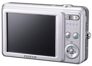 Fujifilm FinePix J26 Manual - camera rear side